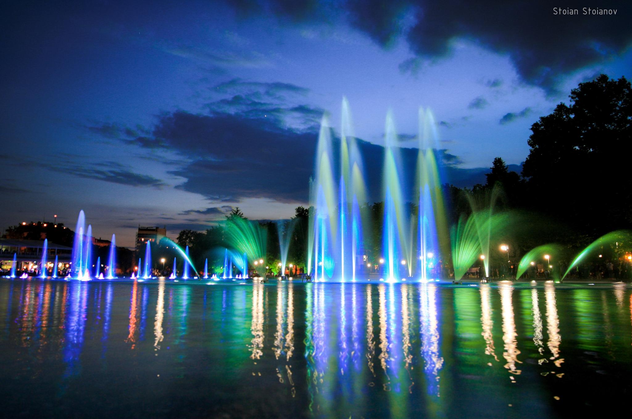 цар симеонова градина, гр.Пловдив
