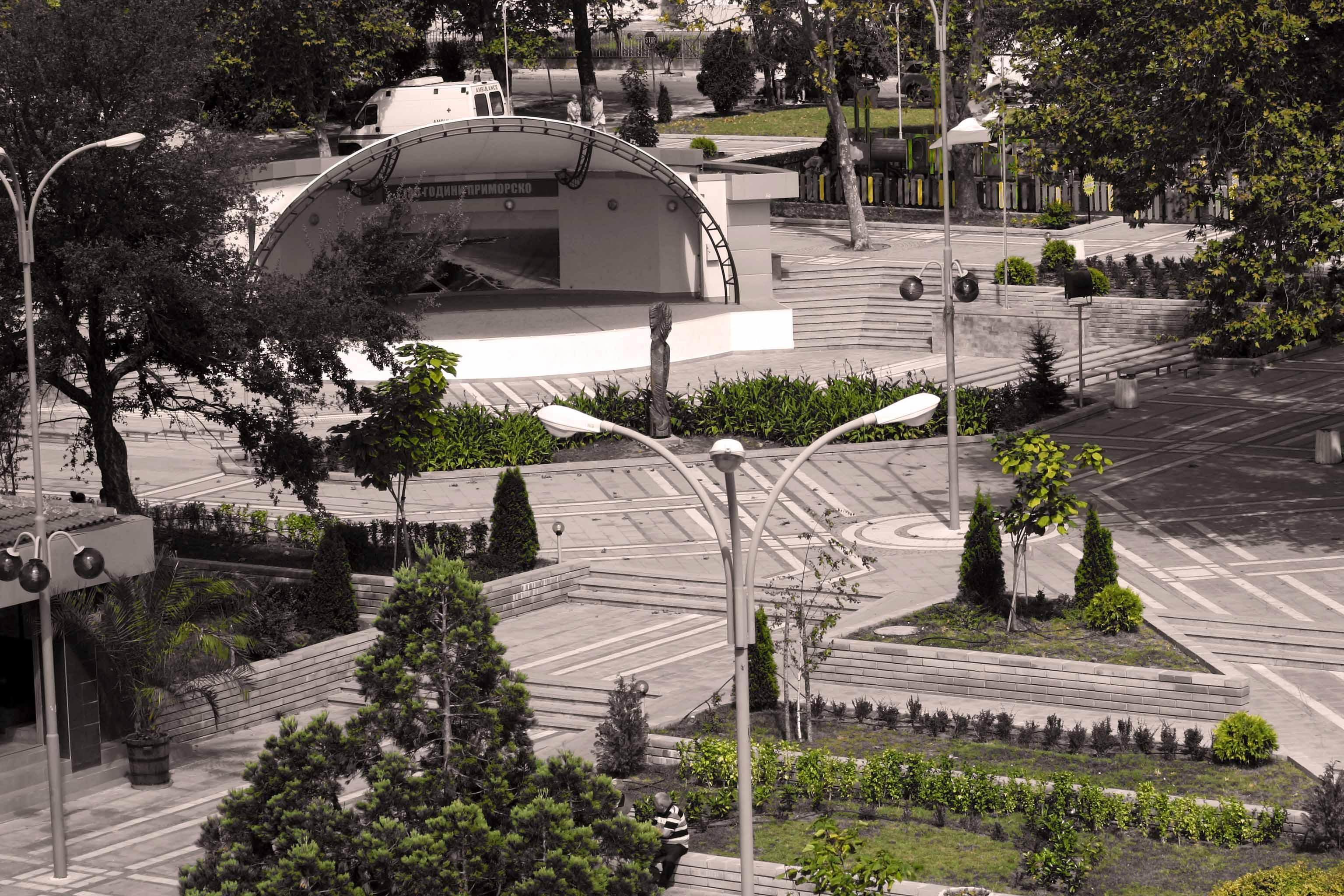централна градска част, гр.Приморско