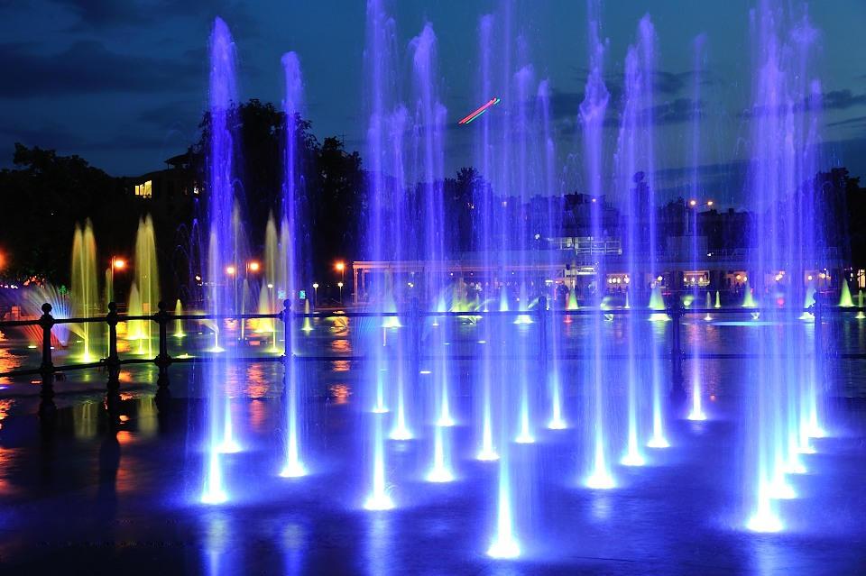 Цар Симеоновата градина, гр.Пловдив